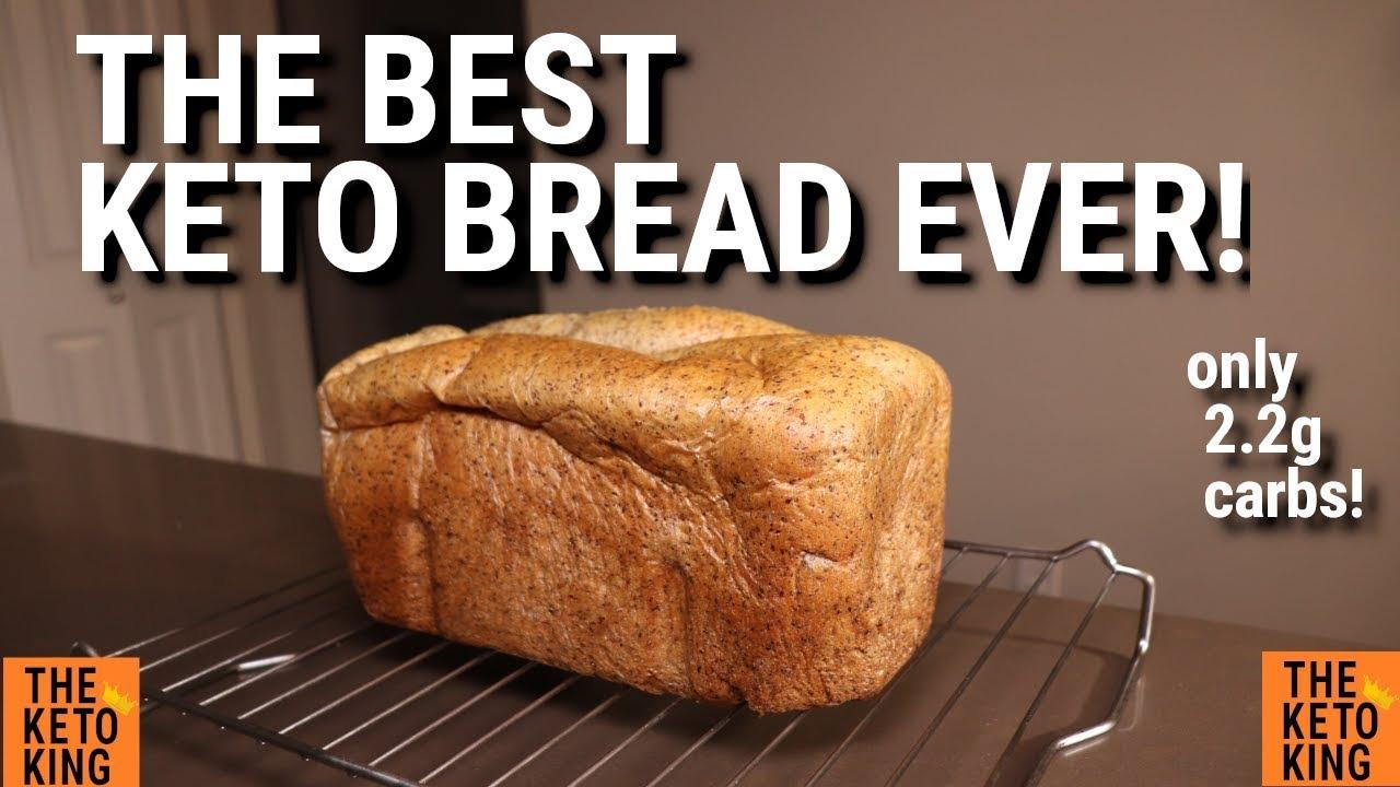 Low Carb Bread | Keto Bread | Banting Bread